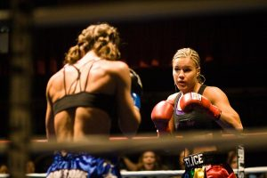 Felice_Herrig_fighting_at_Muay_Thai_Mayhem_XIV