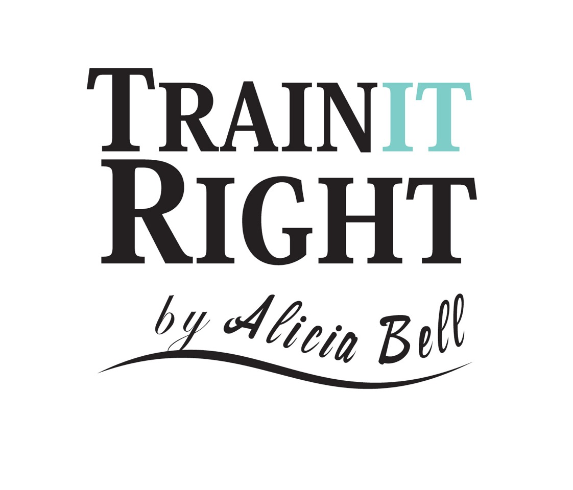 Train It Right - Alicia Bell